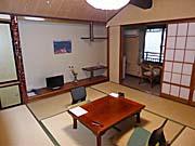 湯宿温泉金田屋さんの部屋