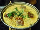 鰻の柳川鍋