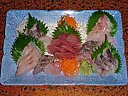 中野鮮魚店で作ってもらったお作り