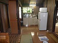米子屋のキッチン
