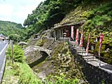 石見銀山の神社
