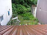 温泉津温泉・恵珖寺宿坊米子屋の中庭