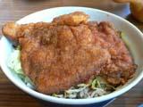 和風レストラン 松竹のソースカツ丼