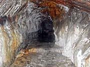 洞窟蒸し風呂