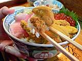 気仙沼 ゆう寿司の海鮮丼