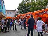 福島市の秋祭り2