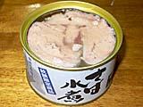 青森産の鯖缶