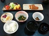 神白温泉 国元屋の朝食