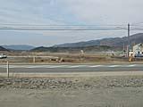 陸前高田の壊れた町3