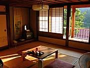 小谷温泉山田旅館の部屋