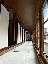 小谷温泉山田旅館の廊下