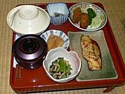 大穀屋の晩ご飯1