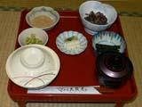 大穀屋の朝ご飯3