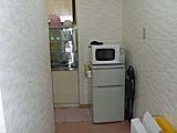2階の台所入り口