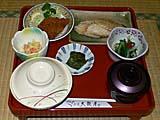 大穀屋の晩ご飯3