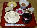 大穀屋の朝ご飯2