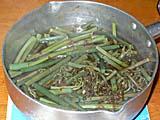 山菜を煮た物
