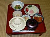 大穀屋の朝ご飯4