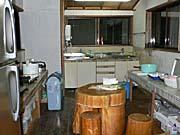 微温湯温泉二階堂の自炊場