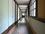 微温湯温泉二階堂 2階廊下
