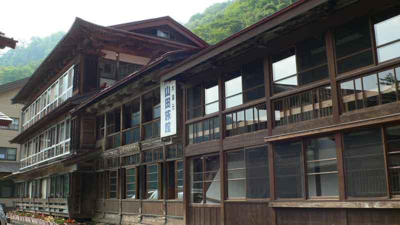 小谷温泉山田旅館