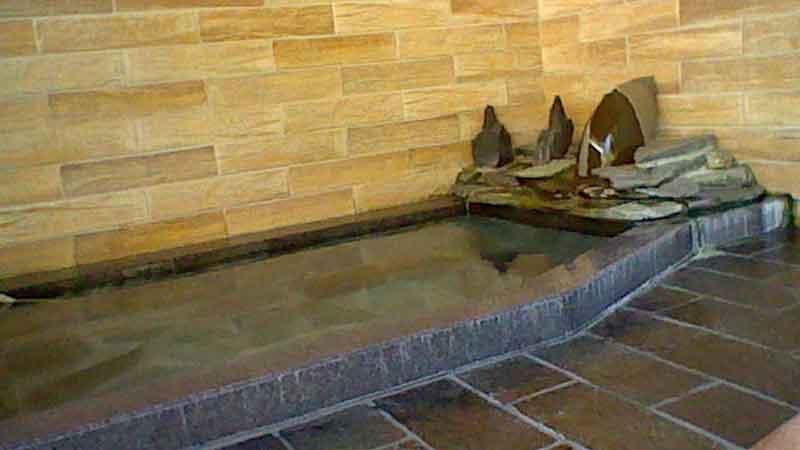 かぶと湯温泉 山水楼