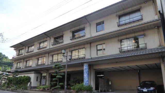 武雄温泉 湯本荘 東洋館