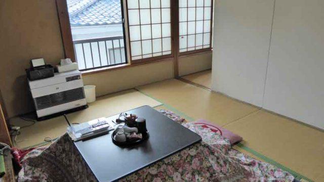 湯岐温泉 山形屋旅館の部屋